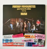 Family Favourites - Your Favourite Oldies - Featuring Hush - Vinyl Record LP Ex