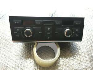 AUDI A6 S6 CLIMATE CONTROL AUTOMATIC HEAT A/C OEM  4F1820043AB