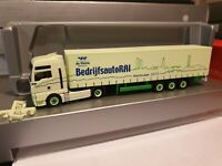 herpa  MAN TGX--BedrijfsautoRAI -The European Road Transport Show-Amsterdam-2012