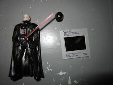 Star Wars Darth Vader w/Removable Helmet Lightsaber Power of the Force POTF2 FF