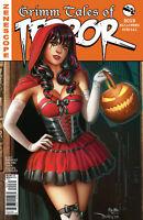 Grimm Fairy Tales 2019 Halloween Special  GFT  Zenescope Comic Book NM