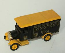 Lledo Diecast Ringtons Tea - Morris Delivery Van Model Car