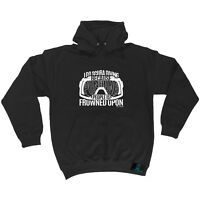 Diving Hoodie Scuba Diving Because Punching People diver funny Birthday HOODY