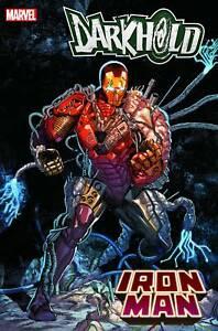 Darkhold Iron Man #1 | Select Main & Variant Covers | Marvel Comics NM 2021