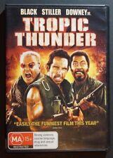 Tropic Thunder (DVD, 2008)