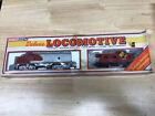 Vintage Life Like Deluxe Locomotive & Caboose Santa Fe HO Scale