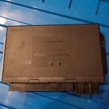 Audi A6 C5 Convenience Comfort Control Module ECU 4B0962258H 410.215/006/008