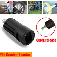 Pressure Washer Karcher K-series Female to Compact Q/R Conversion Adaptor 1/4