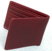 Genuine Leather Mens/Gents Wallet Luxury Soft Leather Card Holder Wallet-56