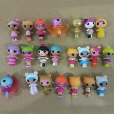 Random Lot5Pcs Lovely Lalaloopsy MGA Dolls 2'' Mini Figure Cute Doll Toys Gift