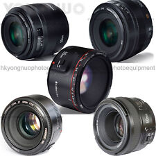 Yongnuo YN50MM F1.8 F1.4 Prime Standard Lens AF/MF for Canon Nikon DSLR Camera