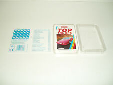 "Vintage Waddingtons Super Top Trumps ""Turbos"" (Mint Cond) 1992."
