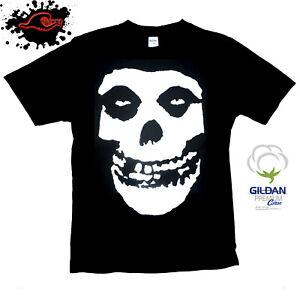 Misfits - Official Import Gildan Classic Fiend Skull - Restocked - Band T-Shirt