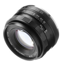Meike 50mm F2 Large Aperture Manual Focus Prime Lens For Nikon 1 mount V1 V2 J1