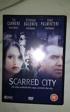 SCARRED CITY DVD