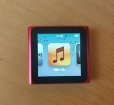 Apple iPod Nano 6G / 6. Generation (PRODUCT) RED / Rot 16GB