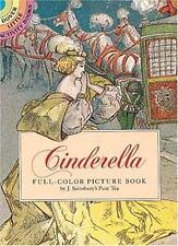 Cinderella: Full-Color Picture Book (Dover Little Activity Books) J. Sainsbury'