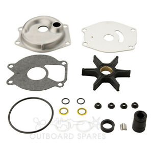 Mercury Mariner Impeller Water Pump Kit for 18, 20, 25hp Outboard (# 46-99157T2)