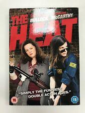The Heat DVD - Sandra Bullock / Melissa McCarthy VGC