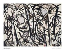 Gothic Landscape, 1961 by Lee Krasner Art Print Abstract Modern Poster 28x36