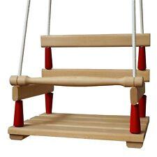 >>> NEU & ORIGINAL: Kinderschaukel, Holz, beste Qualität, Traditionshersteller<<