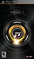 DJ Max Portable 3  (PlayStation Portable / PSP) BRAND NEW