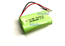 2.4V Ni-MH AA 1800mAh 2-Cell Home Phone Battery Pack w/. Universal plug x 1