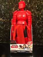 STAR WARS-DISNEYTHE LAST JEDI BIG-FIGS 18 INCH PRAETORIAN GUARD FIGURINE-AGE 3+