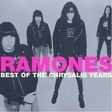 Ramones Best Of The Chrysalis Years CD NEW SEALED 2002 Punk Pet Semetary+