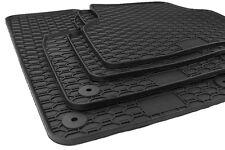 NEU VW R Tiguan 5N Gummimatten Auto Fußmatten Original Qualität 4x Gummi Matte