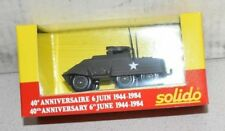 1984 RARE Solido 40th Anniversary D-Day Automitrailleuse M 20 New