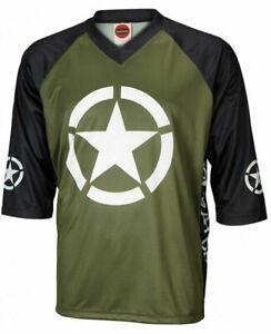 Liberator Men's 3/4 Sleeve Mountain Bike Jersey