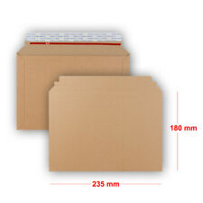 20 - CARDBOARD CAPACITY BOOK MAILERS BOARD C5 SIZE ENVELOPES AMAZON STYLE
