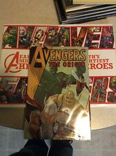 Avengers: The Origin, Avengers Earth's Mightiest Heroes Vol 1 & 3 - 3 Hc's