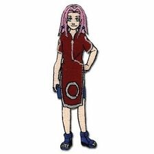Patch - Naruto - New Sakura Iron On Gifts Toys Animation Licensed ge7124 sealed