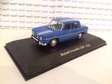 Renault 8 Gordini 1300 1/43 1966 - Atlas