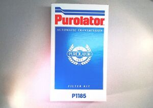 Purolator Automatic Transmission Filter Kit - P1193 - Made in USA