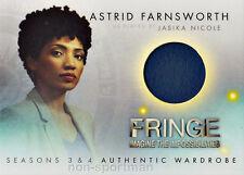 FRINGE 3 & 4 CRYPTOZOIC COSTUME WARDROBE M22 ASTRID