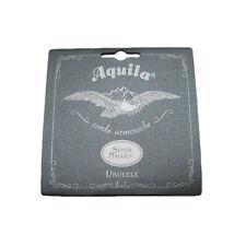 Aquila Ukulélé super nylgut cordes-soprano standard haute g - 100u-clé de c