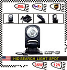 360 Degree 35W HID Xenon Magnetic Search Work Light SPOT Remote Control Boat FOG