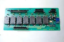 SEIKI L SEIKI CNC SLDS-3 BOARD 09-03-01 SLDS 3 09 03 01