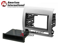 American International Toyk972S Silver Dash Install Kit for 05-11 Toyota Tacoma