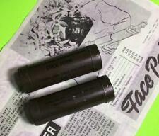 2 Vietnam War 1966 US LRRP Face Paint CAMOUFLAGE STICKs Loam/Light Grn & INST