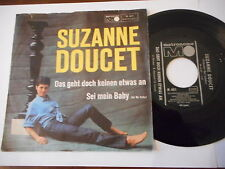 """SUZANNE DOUCET  Sei Mein Baby  7"""" METRONOME Be My Baby  Ronettes Cover"""