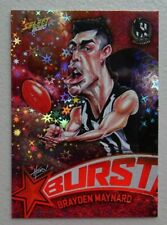 2020 AFL Select  StarBurst Caricatures Galactic Card Collingwood Magpies