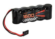 Powerhobby Flat Receiver Battery pack 6.0V 1600mAh NiMH JR/Z Conn Traxxas Revo