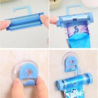 Colorful Plastic Rolling Tube Squeezer·Toothpaste Easy Dispenser.BathroomHolder!