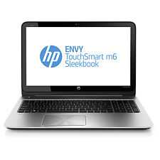 HP ENVY TouchSmart m6-k022dx 15.6in. (750GB, AMD A Series Quad-Core, 2.1GHz,...