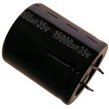 Elko Kondensator Jamicon HS 35V 15000uF RM10 35x40mm 105°C Snap-in 854290