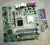 Dell M3918 0M3918 Socket 775 / LGA775 Motherboard with Pentium4 CPU & Back Plate